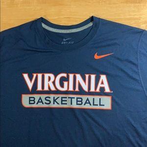 Nike Dri Fit UVA T Shirt